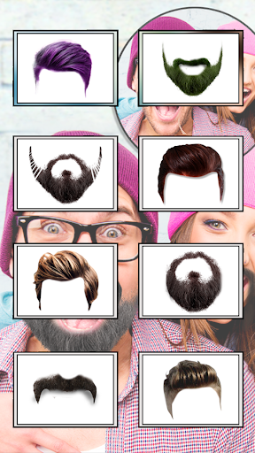 HairStyles - Mens Hair Cut Pro 1.1 screenshots 1