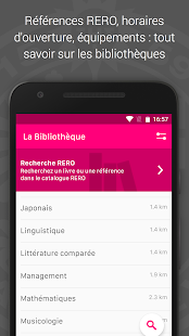 UNIGE Mobile- screenshot thumbnail