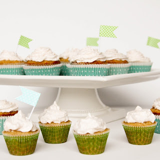 Coconut Cupcakes and Coconut Butter