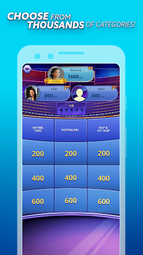 Jeopardy! World Tour - screenshot