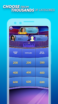 Jeopardy! World Tour apk screenshot