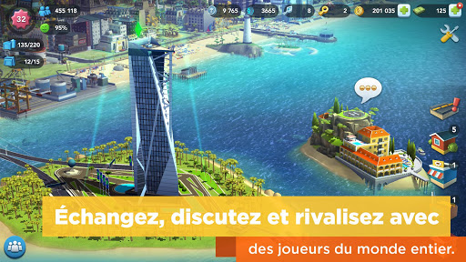 Code Triche SimCity BuildIt APK MOD (Astuce) screenshots 3