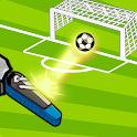 Soccer Pinball Hit icon