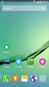 SO Launcher (Galaxy S6 Launche v1.2