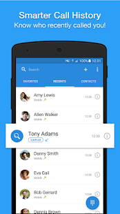 Caller ID, Dialer, Phone & Contacts by Simpler- screenshot thumbnail