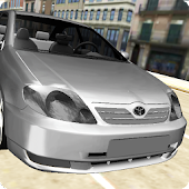 Corolla Driving Simulator