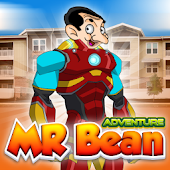 Super Iron-Bean The Games