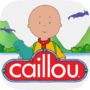 Caillou the Dinosaur Hunter - Story and Activities  Icon