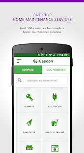Gapoon - Professional Services- screenshot thumbnail