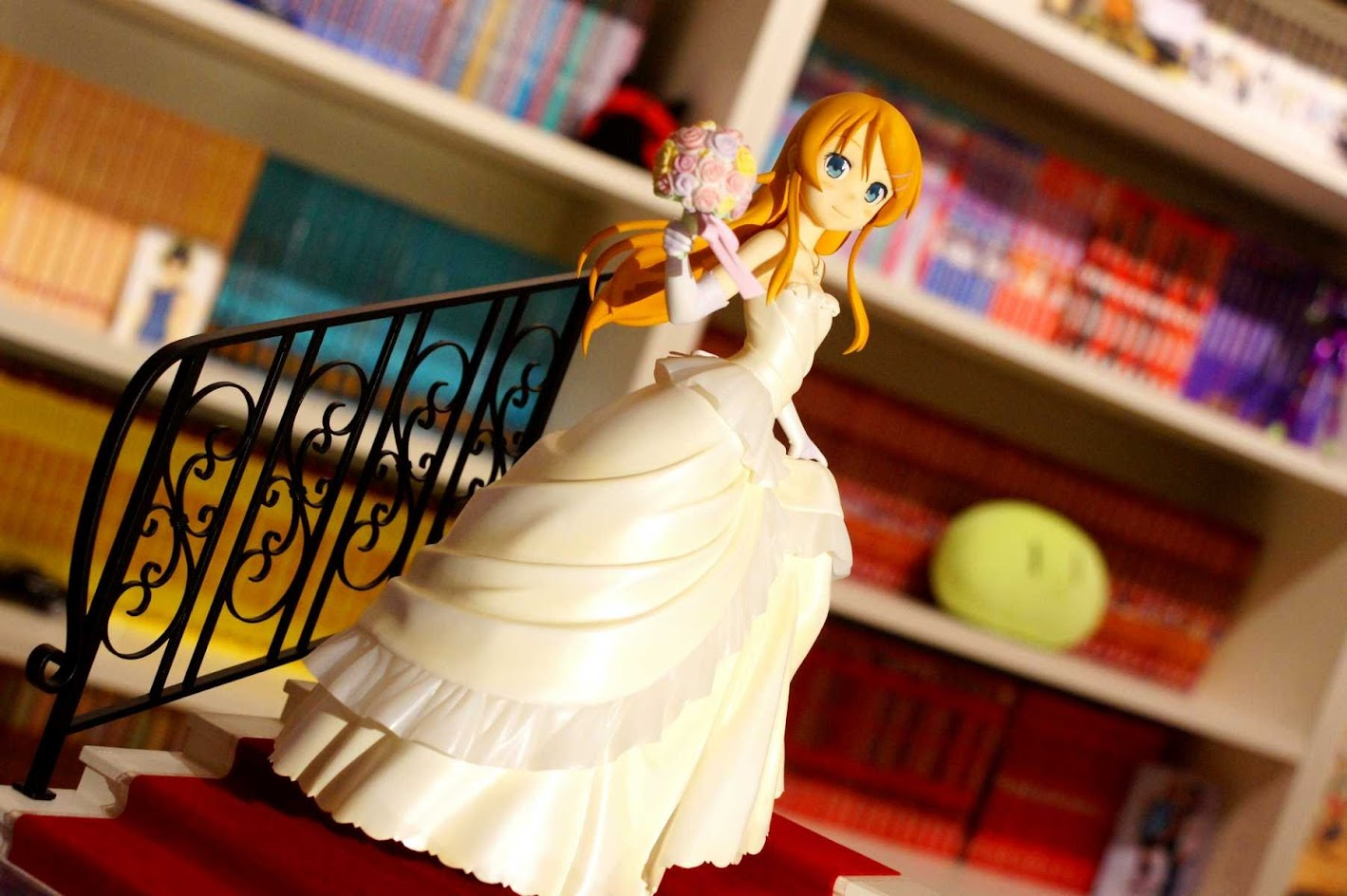Ore no Imouto ga Konna ni Kawaii Wake ga Nai - Kousaka Kirino - 1/7 - Wedding Dress ver., Tru...