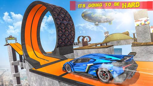 Ramp Car Crazy Racing: Impossible Track Stunt 2020 0.1 screenshots 1
