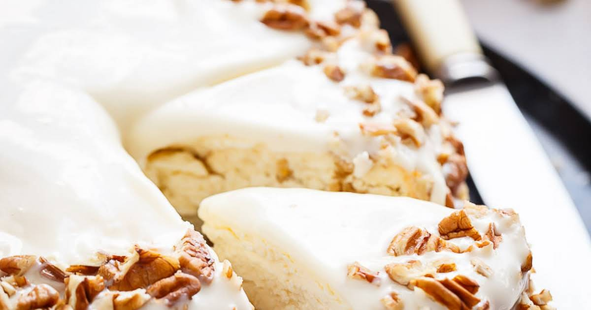 Stevia Cake Recipes Uk: 10 Best Carrot Cake With Almonds Recipes