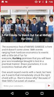 SAMSOE Alumni - náhled