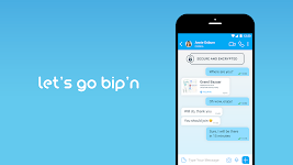 screenshot of BiP Messenger