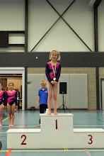 Photo: 1e plaats meisjes