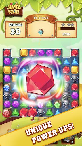 Jewel Star: Jewel & Gem Match 3 Kingdom android2mod screenshots 2