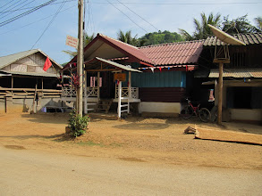 Photo: Day 249 - The Guest House in Vieng Kham (Here After Accident)