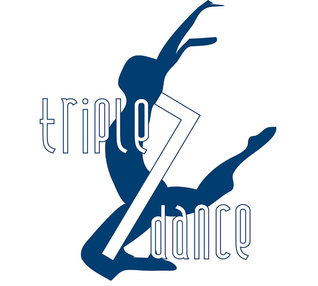 triple 7 dance logo