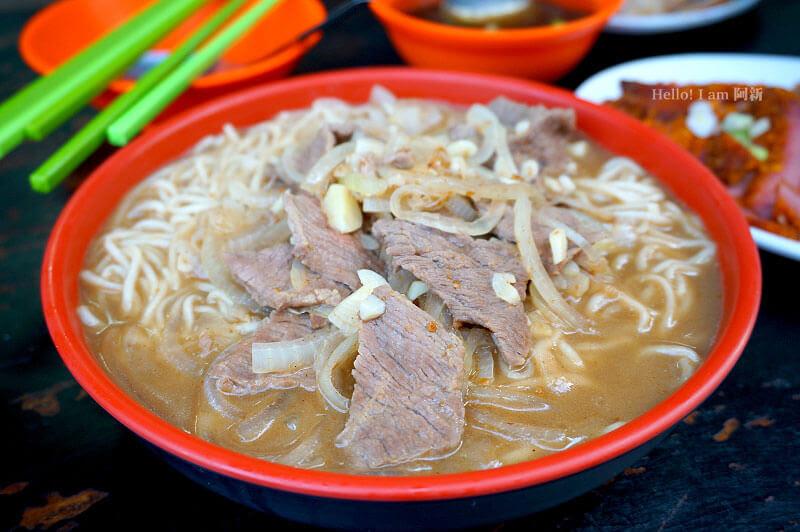 台中西區牛肉麵,百里香牛肉麵-7