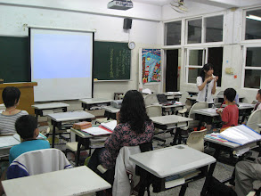 Photo: 20111014頭份(五)陶笛魔法師003