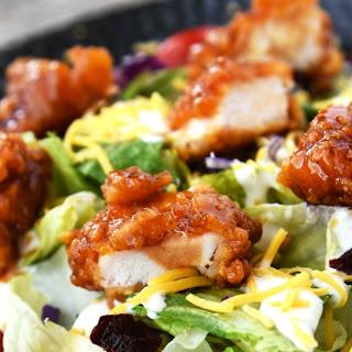 Copycat Winger's Sticky Finger Salad.