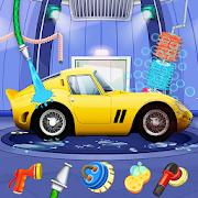 بچه ها ورزش ها ماشین شستشو تمیز کردن گاراژ