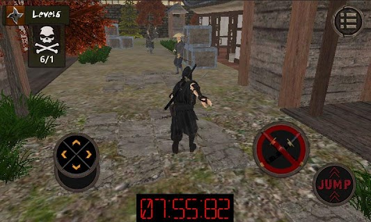 Shinobidu: Ninja Assassin 3D screenshot 21