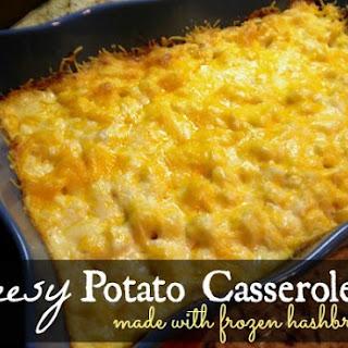 The Best Cheesy Potato Casserole.