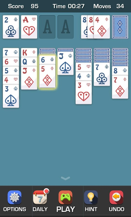 Free Solitaire Game- screenshot