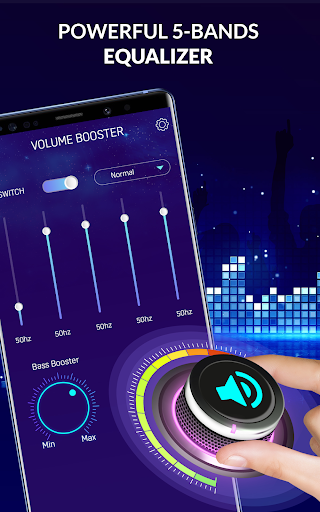 Volume Up - Sound Booster Pro -Volume Booster 2020 2.2.9 screenshots 13