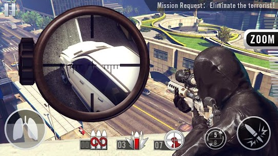 Sniper Shot 3D: Call of Snipers 1