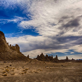 The Pinnacles of Trona ..... by Tin Tin Abad - Landscapes Deserts