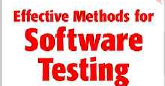 effective methods for software testing 2nd edition.pdf - Google Drive