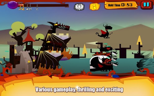 Tok Dalang: Shadow Legend- screenshot