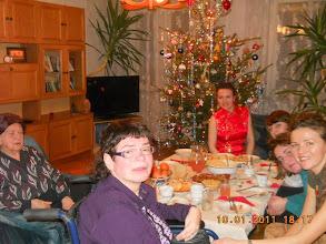 Photo: 10. 01. 2011 roku - i Mama z Moniką się załapały................