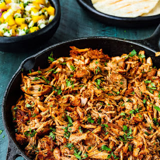 Instant Pot Mexican Pulled Pork.