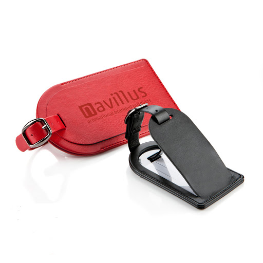 Luggage Tags in PU Leather