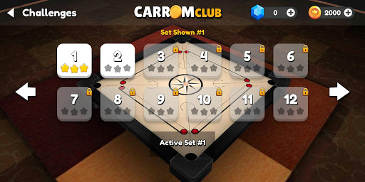 Carrom Club 3D FREE ( CARROM BOARD GAME ) 2.2.7 4