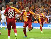 Radamel Falcao pourrait quitter Galatasaray et rentrer à River Plate