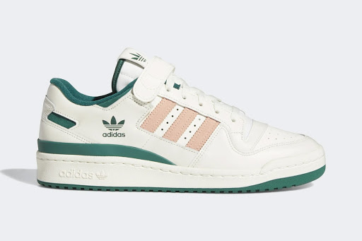 """The """"Watermelon"""" adidas Forum Low Has Us Dreaming of Hot Pool Days"""