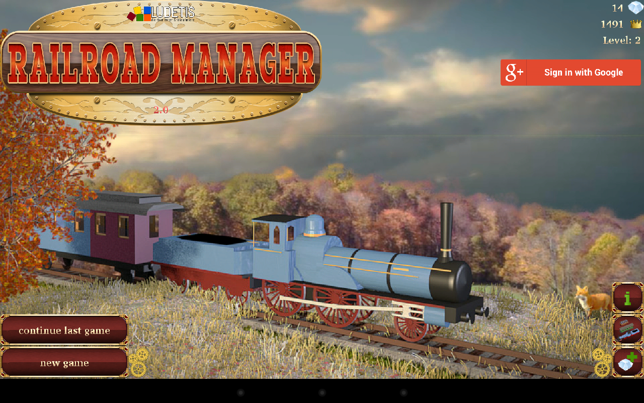 Railroad Manager 2- screenshot