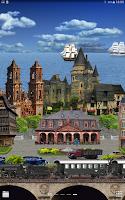 Screenshot of Sky and Sea 3D Live Wallpaper
