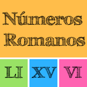 Roman Numbers - Guess the Roman number