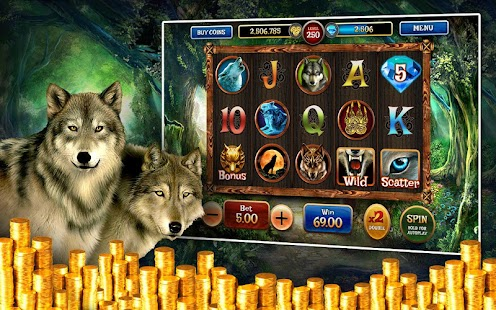 Wolf Run Mobile Free Slot Game - IOS / Android Version