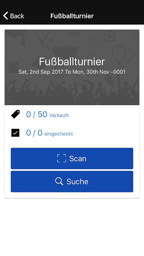 Eventbook24 Ticket App 0.0.1 screenshots 4