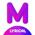 MV Master Lyrical.ly : Lyrical Video Status Maker icon