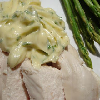 Poached Chicken Breasts With Tarragon