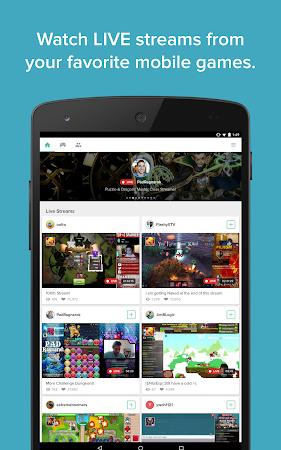 Kamcord- Live Mobile Game Vids 1.4 screenshot 145617