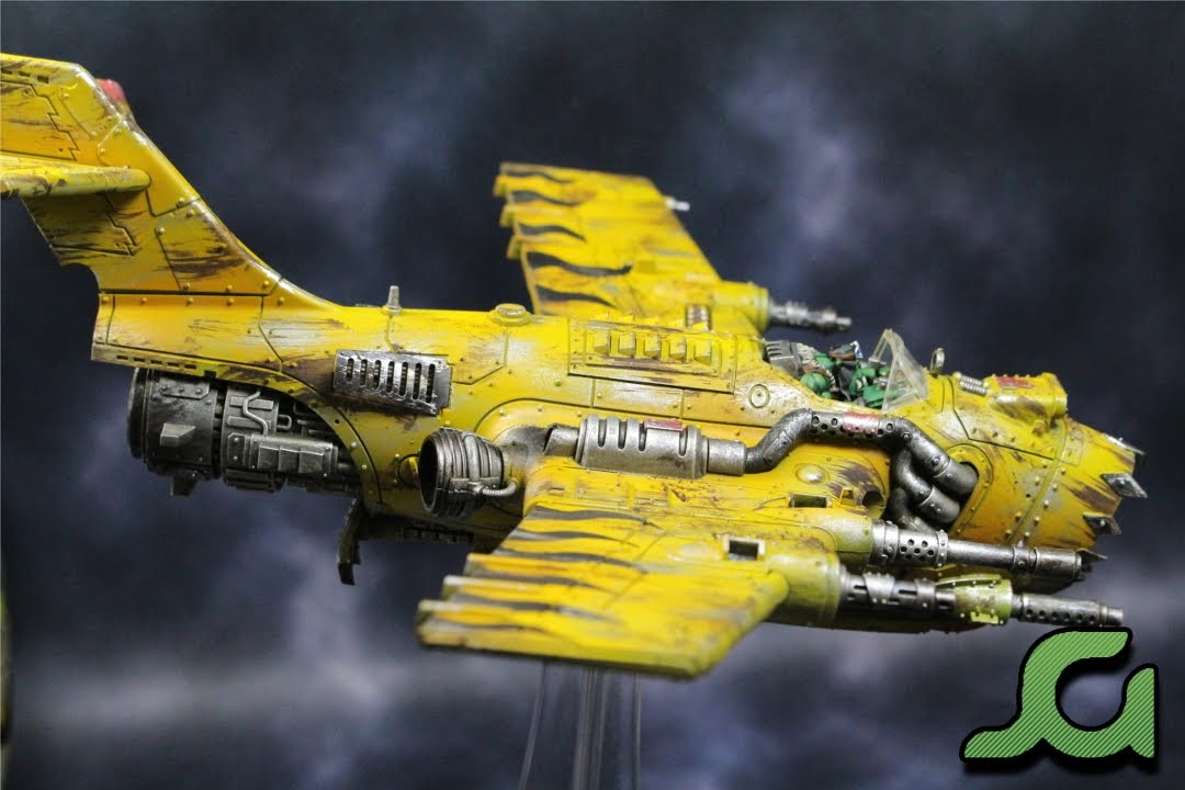 Dakka Jet 3 Side