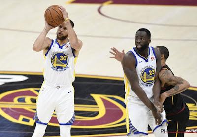 NBA: Le Thunder enfin victorieux, Golden State porté par un grand Curry